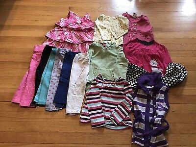 14 Piece Girl 24 Month And 2T Winter Lot