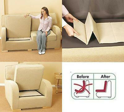 New Deluxe Sofa Savers Boards Sagging Chair Support 1 2 3 4 Seater Seat