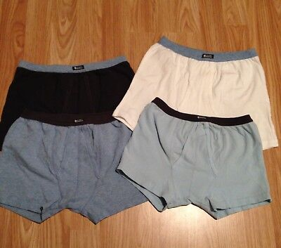 Next 4 Pair's Boxer Shorts 9-10 Year's