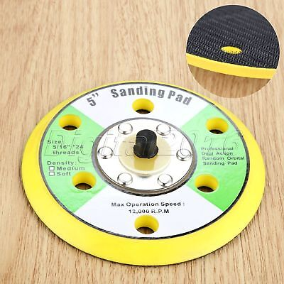 1pc 5inch Polishing Sanding Wheel Disc Backing Pad Sanders Polishers Power Tool