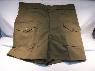 Bsa Authentic Shorts New No Tags 28-30 Waist Vintage