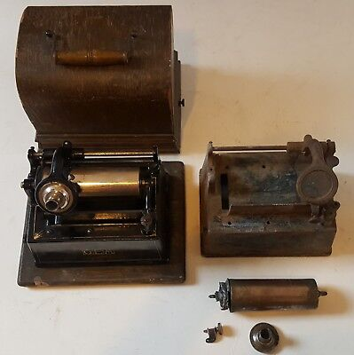 Edison Gem Phonographs spares or repair