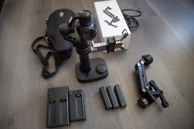 DJI Osmo,   3 Battery and Z-Axis Stabilizer