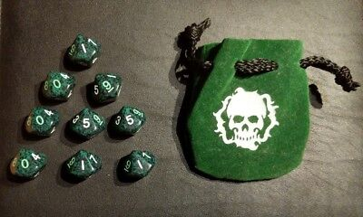 WW Changeling the Lost Dice Set - new World of Darkness - White Wolf