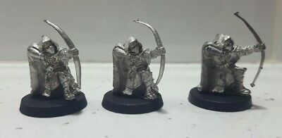 Games workshop - lord of the rings - hobbit - gondor - faramir's  rangers (c73)