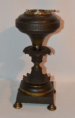 1820- 30's Argand  Astral Solar Lamp