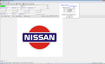 Nissan Infiniti Fast Epc All Parts Catalog V. Date 02/2018