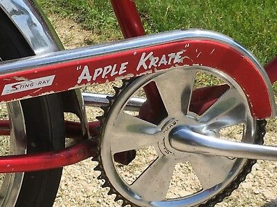 Schwinn Stingray Apple Krate 1973