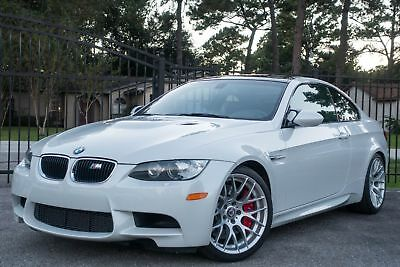 2013 BMW M Models  2013 White!