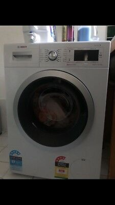 Bosch WAW28460AU Front Load Washing Machine