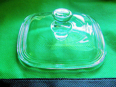 1 NEW Corning Ware Petite Glass Lid FITS ALL P-41 & P-43 Casseroles Petite Dish