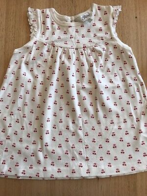 Bebe Baby Girls Nightie New Without Tags  Size 18 Months