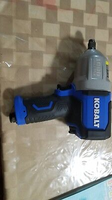 Kobalt SGY-AIR236 1/2-inch 1000-ft Air Impact Wrench *Tool Only*