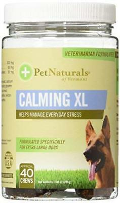 Pet Naturals of Vermont-Calming XL, Behavior Support for Extra Large