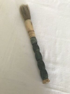 Antique Chinese Jade Calligraphy Brush  AS NEW CONDITION $$$