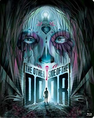 The Other Side of the Door Limited Edition STEELBOOK Blu-ray+Digital Copy SEALED