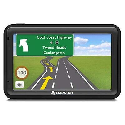 Navman MOVE85LM GPS Navigation with GEN NAVMAN WARR