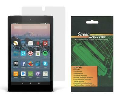 """2X Clear Screen Protector for Amazon Fire HD 8"""" Tablet (8th Generation) 2018"""