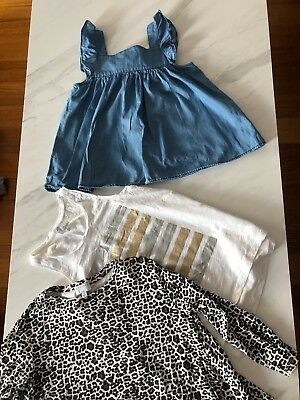 Girls Country Road Size 8 And Witchery Size 8 Tops Bundle -Excellent Condition !