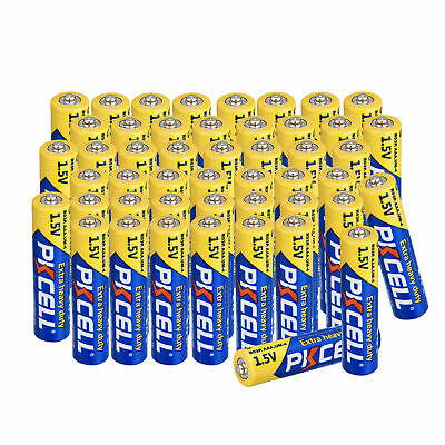 60x R03P AAA 1.5V Super Heavy Duty Triple A 3A Carbon-Zinc Batteries PKCELL