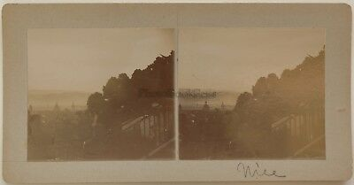 Nice France Photography Amateur Stereo Citrate c1900