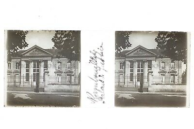 Ramatuelle Palace of Justice Plate Glass Stereo Positive
