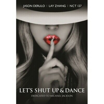 A Tribute To Michael Jackson[Let's Shut Up&Dance]CD+K-POP Poster NCT 127,EXO Lay