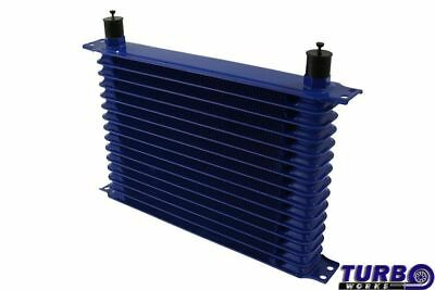 SPORT OIL COOLER CN-OC-014 AN10 BLUE RACE 300x210x50