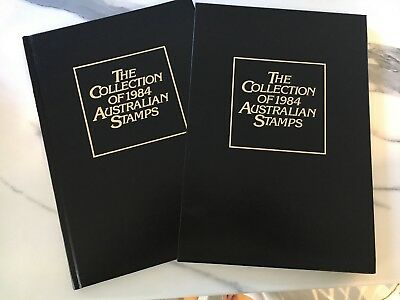 The Collection of 1984 Australian Stamps