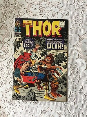 Marvel Comics Thor # 137 1967 (VF)