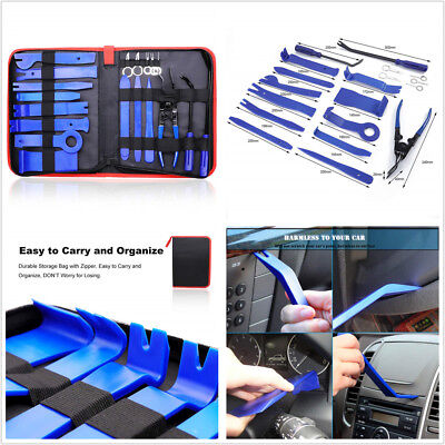 Car Disassembly Interior Kit Audio Removal Trim Panel   Trim Removal Tool KW