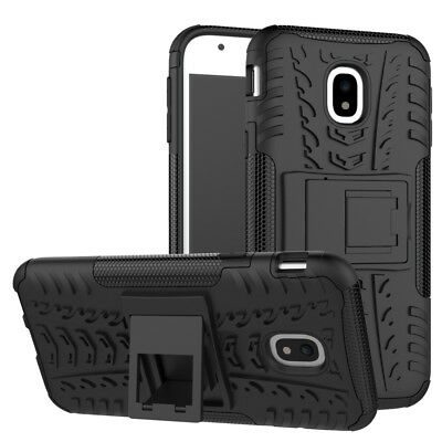 ShockProof Builder Case For Samsung Galaxy J3 2017 Heavy Duty Armour Tough Cover