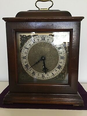 Smith Antique Bracket Clock