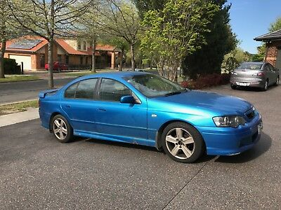 Ford falcon ba xr6