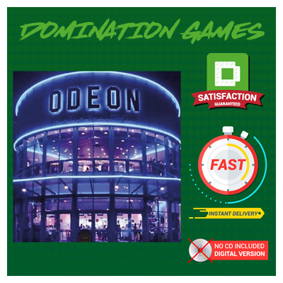 Odeon cinema ticket Adult £4.89 All UK and London - INSTANT DELIVERY
