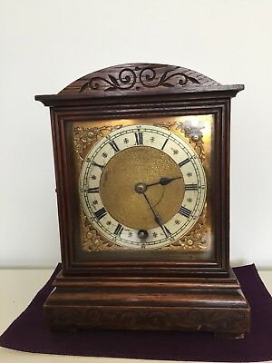 Winterhalter & Hofmier Bracket Clock