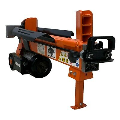 FOREST MASTER FM10D 7 Ton Electric LOG SPLITTER Hydraulic Wood Axe Timber Maul