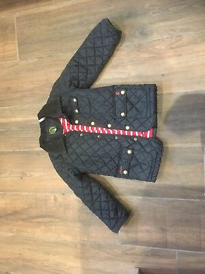 Joules Coat Aged 4