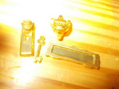 Front Door Furniture For A Dolls House