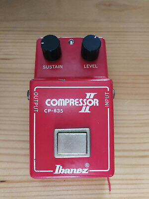 Ibanez Compressor II 2 CP-835  Serie 1  70er 80er Made in Japan