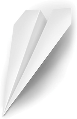 Luso Aviation LAST STOP, The Paper Airplane Doorstop