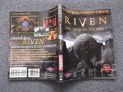 Riven – The Sequel to Myst OFFICIAL STRATEGY GUIDE