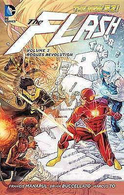 The Flash Volume 2: Rogues Revolution HC (The New 52) by Francis Manapul (Paperb