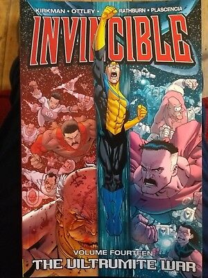 Invincible Volume 14: The Viltrumite War TP