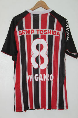 Sao Paulo 2013 Away Shirt Large  Ganso  #8 BNWT