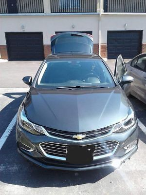 2017 Chevrolet Cruze Primier Premier package including all the bells and whistles