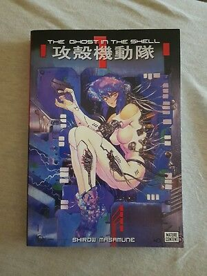 Manga - Ghost in the Shell 1 - TPB - Englisch - US