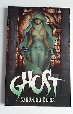 Ghost : Exhuming Elisa Graphic Novel 1st Edition  Oct 1997 Titan Books VGC
