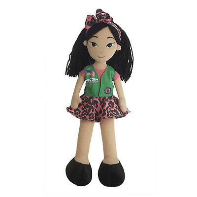 Girl Scouts Grace Junior Doll New