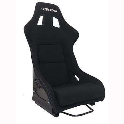 Corbeau Club Sport Bucket Seat XL Extra Large Size - Side Runners & Mounts inc